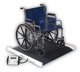 Bariatric Wheelchair Scale