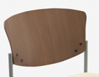 Bariatric Chair Wooden Back Option