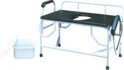 Bariatric Equipment - Bariatric bedside Commode