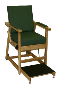 Big and Tall Hip Chair, Adjustable