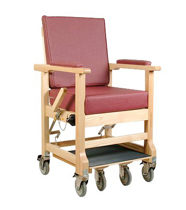 Big and Tall Hip Chair, Transport
