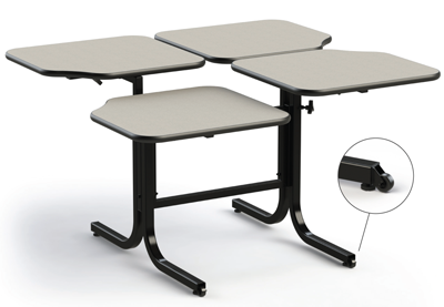 Adjustable Table 4-Person