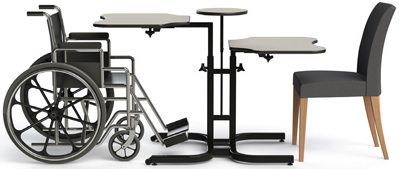 Bariatric Table 2-Person