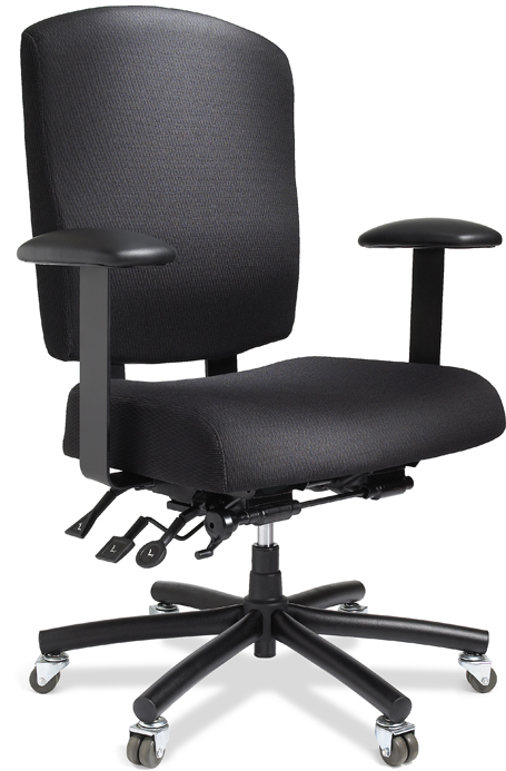"bariatric computer chair, 20"" Seat Width"