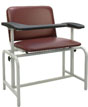 Bariatric Equipment: bariatric blood drawing chair