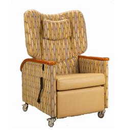 Health Care Recliner - Flare Back