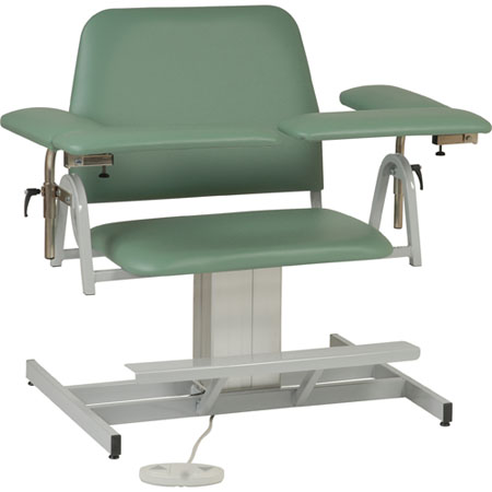 Big and Tall Blood Draw Phlebotomy Chair