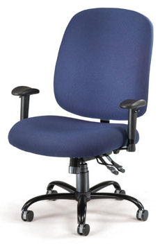 "bariatric task chair, 23"" Seat Width"