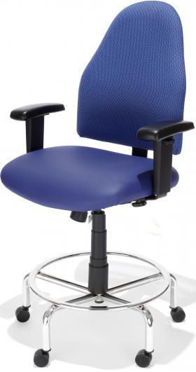 Bariatric Stool, Big and Tall Stool, Heavy Duty Stool